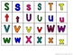 Letter Identification Sorting Activity