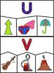 Letter Identification & Sound Puzzles