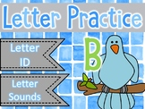 Letter Identification and Sound Practice