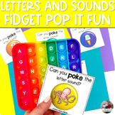 Letter Identification and Sounds | Fidget