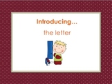 Letter Ii - Alphabet Lesson – Power Point – Interactive – Teaching the Letter I