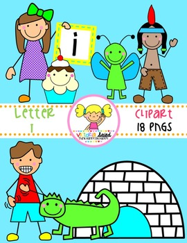 Letter Ii Clipart