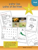Letter Ii (I is for Insects and Bugs): Letter Zoo- Prescho