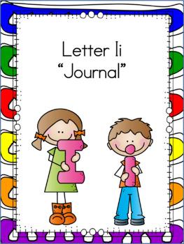 Letter Ii Journal