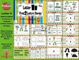 Letter Ii Language & Literacy Activity Center {COMMON CORE