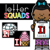 Letter Ii Squad: DAILY Letter of the Week Digital Alphabet