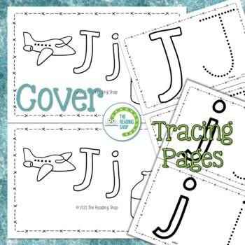 Letter J Alphabet Book