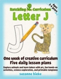Letter J Bundle: 1 Week Of Complete Curriculum Lessons