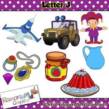 Letter J Clip art