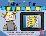 Letter J Fun
