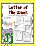 Letter J {Letter of the Week}