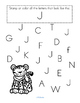 Alphabet J Letter of the Week Phonics Recognition, Sound, Tracing & Craftivities