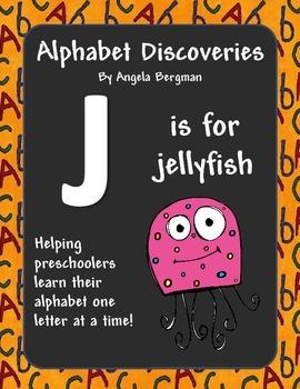 Letter J - Preschool Unit