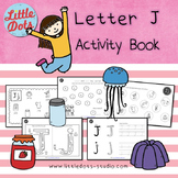 Letter J Activities and Worksheets