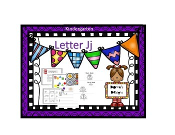 Letter J and Sight Word Practice