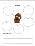 Alfabeto Letter J in Spanish - Letra J en espanol