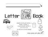 Letter Jj Activity Packet