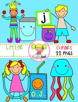 Letter Jj Clipart