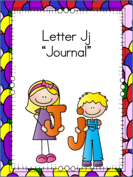 Letter Jj Journal