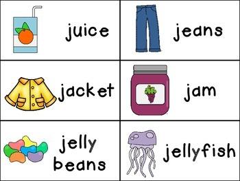 Letter Jj Mega Pack- Kindergarten Alphabet- Handwriting, Little Books, and MORE!