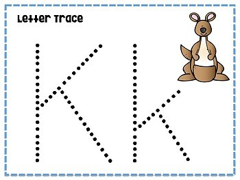 letter k activities by pre to the k teachers pay teachers. Black Bedroom Furniture Sets. Home Design Ideas