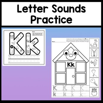 Letter K Activities {Letter K Book and 5 Letter K Worksheets!}