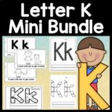 Letter K Activities {Letter K Book and 5 Letter K Worksheets!}