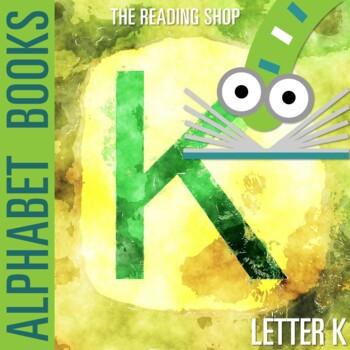Letter K Alphabet Book