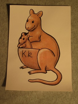 Letter K Fun Alphabet Project
