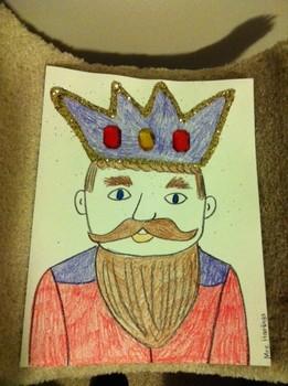 Letter K - King