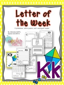 Letter K {Letter of the Week}