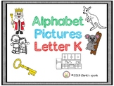 Letter K Pictures