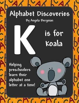 Letter K - Preschool Unit