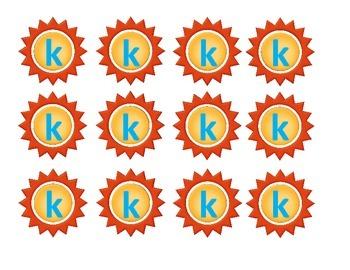 Letter K Sort