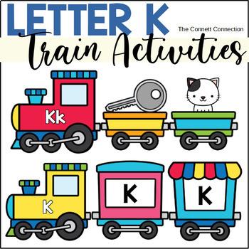 Letter K Train
