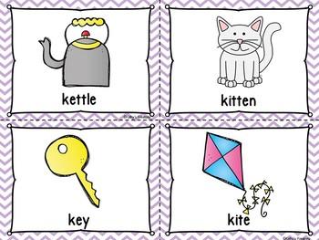 Letter K Write The Room