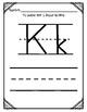 In Spanish {Letter K / La letra K}