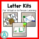 Letter Kits for Virtual or In-Person Learning