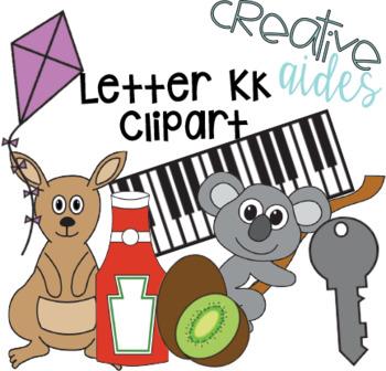 Letter Kk Clipart