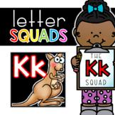 Letter Kk Squad: DAILY Letter of the Week Digital Alphabet
