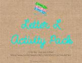Letter L Activity Pack