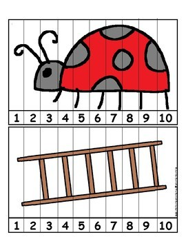 Letter L Activity and Center Packet