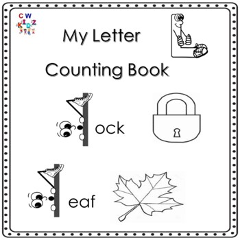 Letter 'L' Alphabet Counting Book