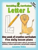 Letter L Bundle: 1 Week Of Complete Curriculum Lessons