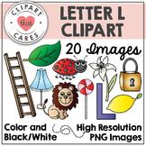 Letter L Alphabet Clipart by Clipart That Cares
