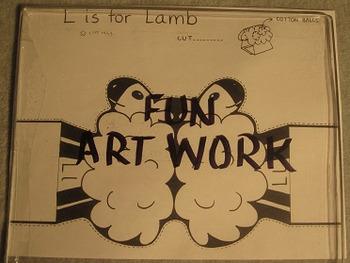 Letter L Fun Alphabet Project