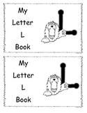 Letter L Little Reader/Book