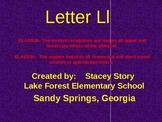 Letter L Powerpoint