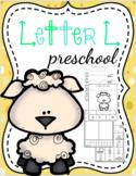 Letter L Preschool Printables