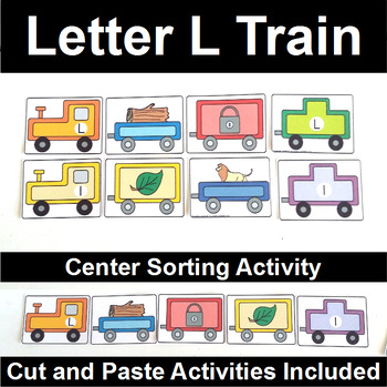 Letter L Train